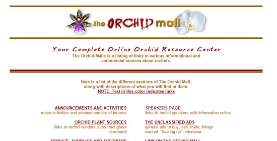 The Orchid Mall